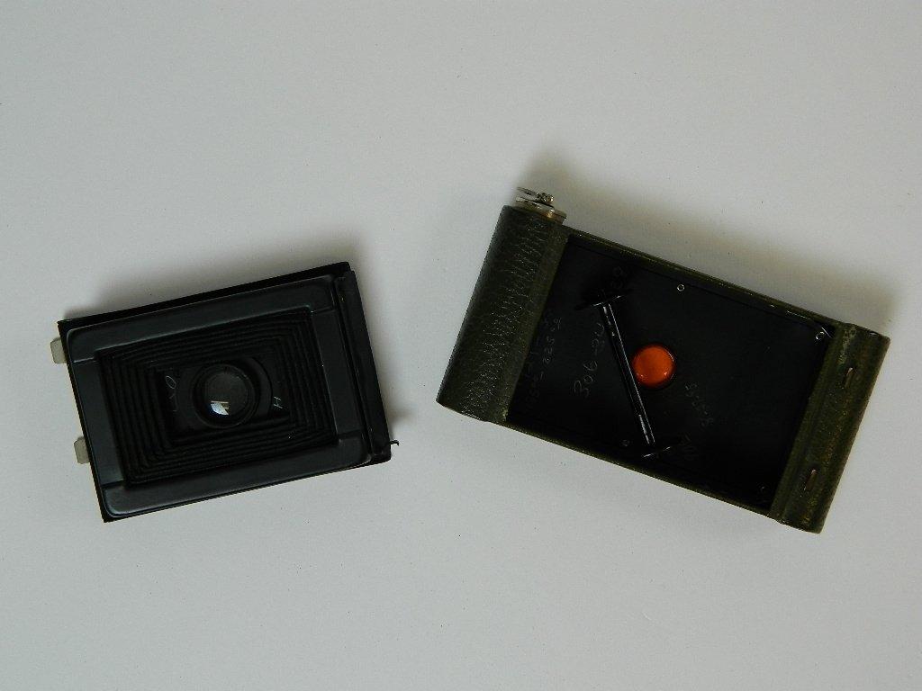 Olive Colored Boy Scout Kodak Vest Pocket Camera - 4