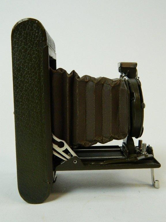 Olive Colored Boy Scout Kodak Vest Pocket Camera - 7