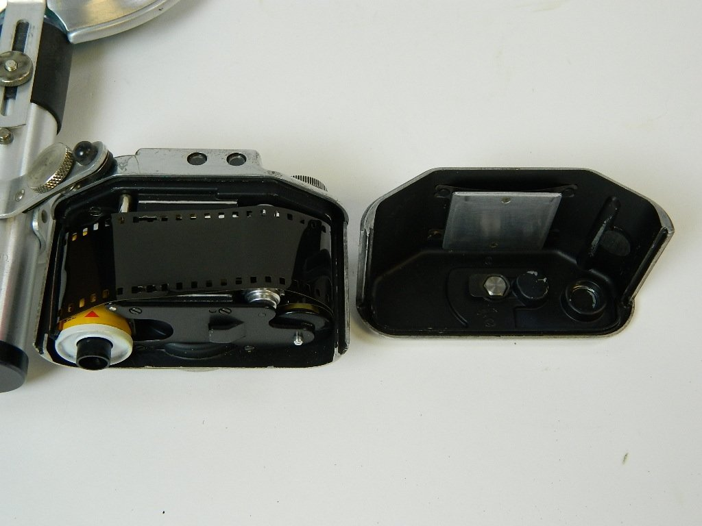 Bolsey Camera Model B-2 with Flash Gun - 5