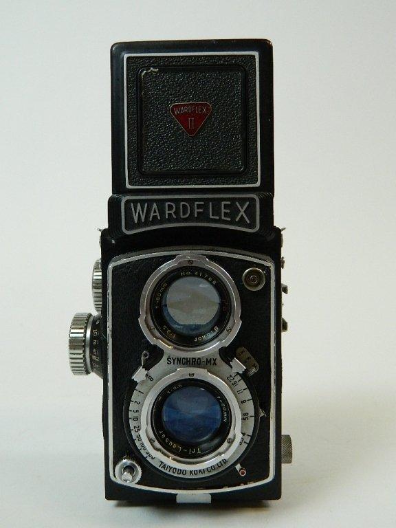 Koki Company Wardflex II Biokor Camera w/ F35 Lens