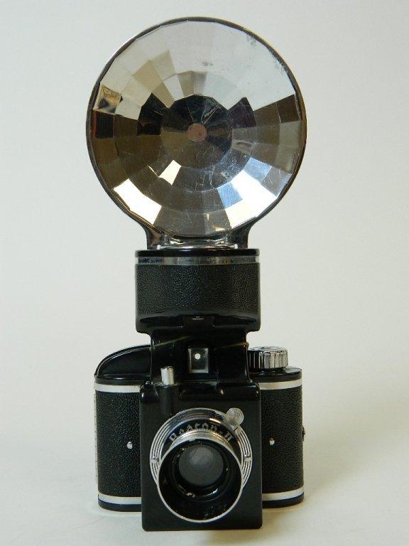 Vintage Beacon II Camera with Flash