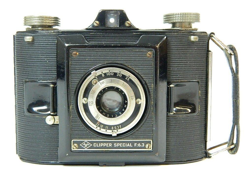 AGFA Ansco Clipper Special F: 6.3 Camera