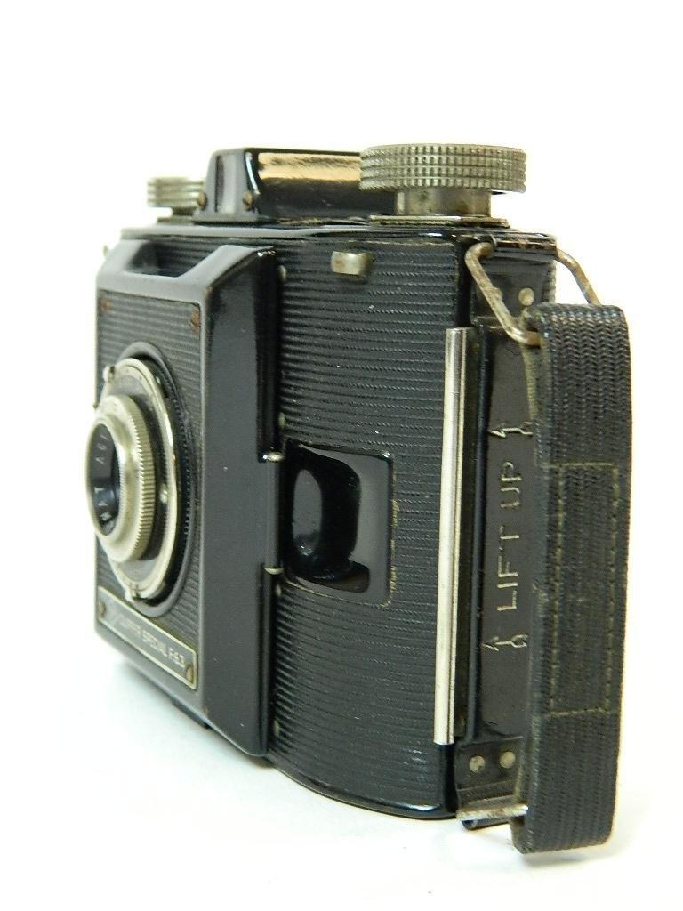AGFA Ansco Clipper Special F: 6.3 Camera - 3
