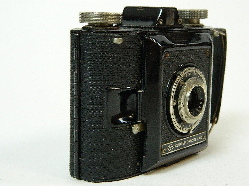 AGFA Ansco Clipper Special F: 6.3 Camera - 6