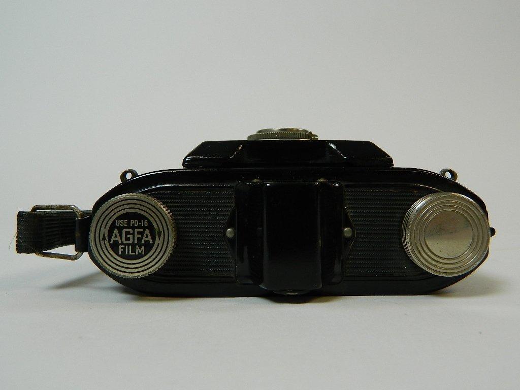 AGFA Ansco Clipper Special F: 6.3 Camera - 8