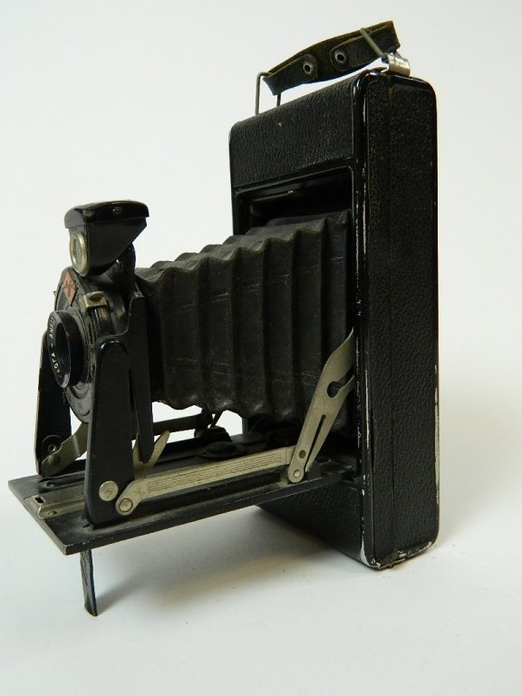 Vintage AGFA Company Billy 1 Camera w/ Getar Lens