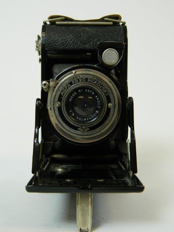 Vintage 1934 Agfa Ansco PB-20 Readyset Camera