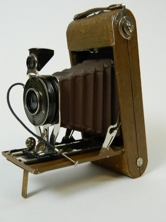 Agfa Ansco Readyset Royal No. 1 Silver Fox Camera