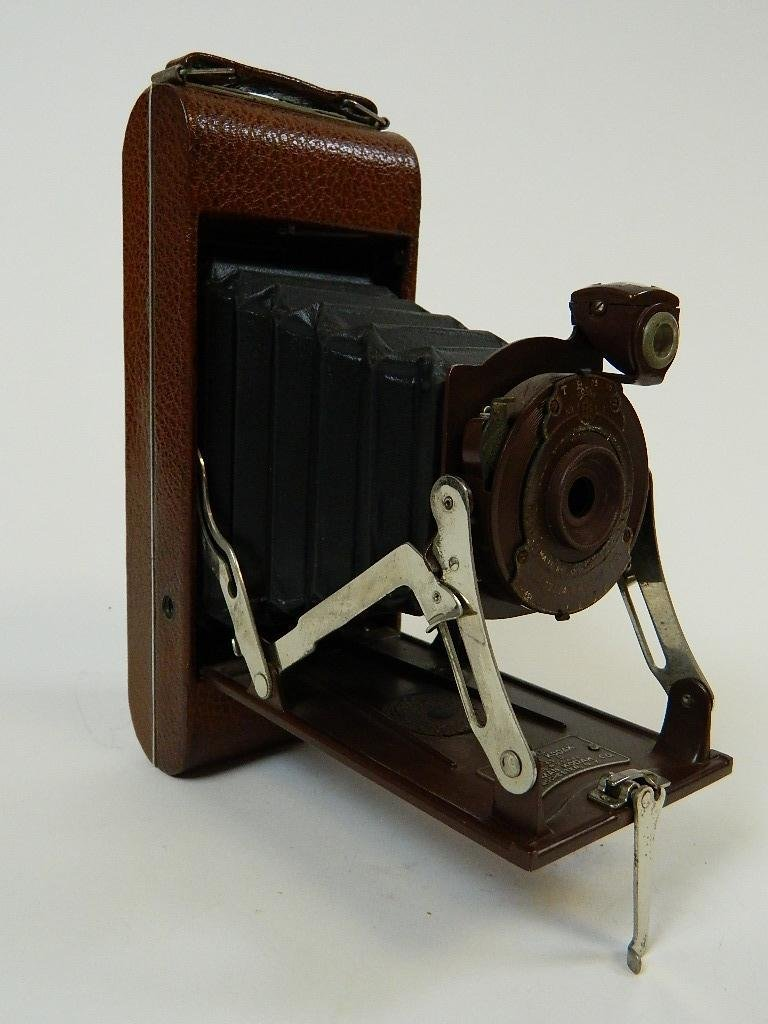 Kodak No.1A Series II Camera with Carrying Case