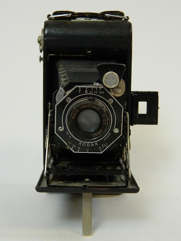 Kodak Junior Six-20 Series II Camera 100cm Lens - 3