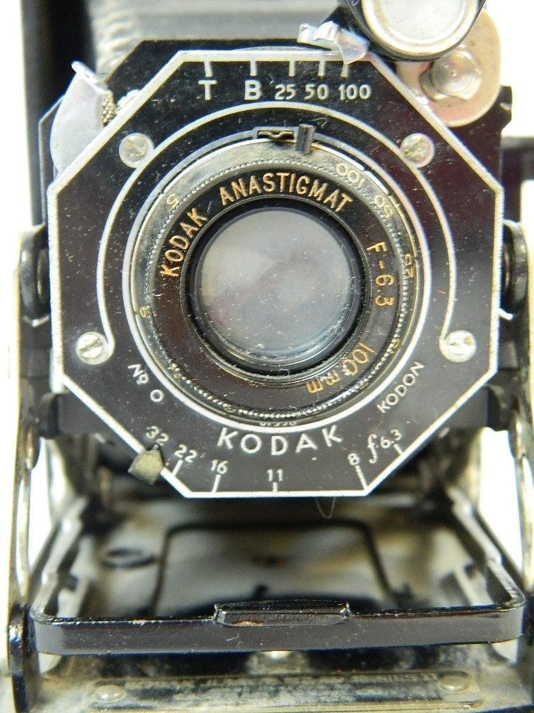 Kodak Junior Six-20 Series II Camera 100cm Lens - 4