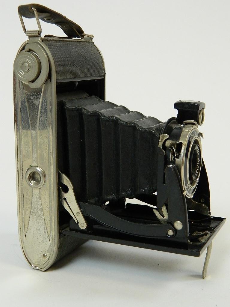 Vintage Agfa Billy Record 7.7 Camera