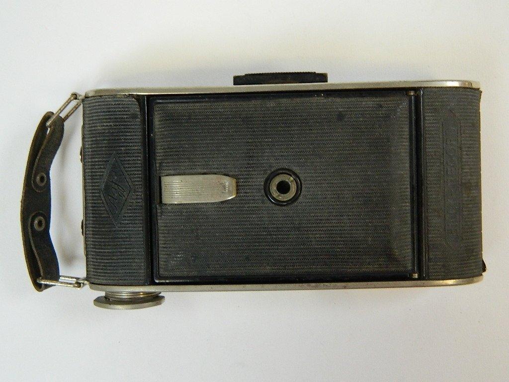 Vintage Agfa Billy Record 7.7 Camera - 3