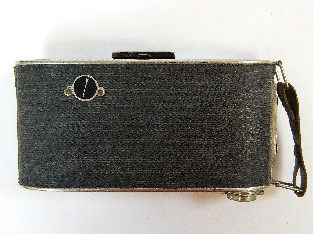 Vintage Agfa Billy Record 7.7 Camera - 4