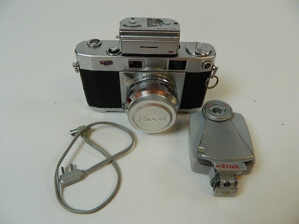 Vintage Riken Ricoh Five One Nine (519) Camera - 2