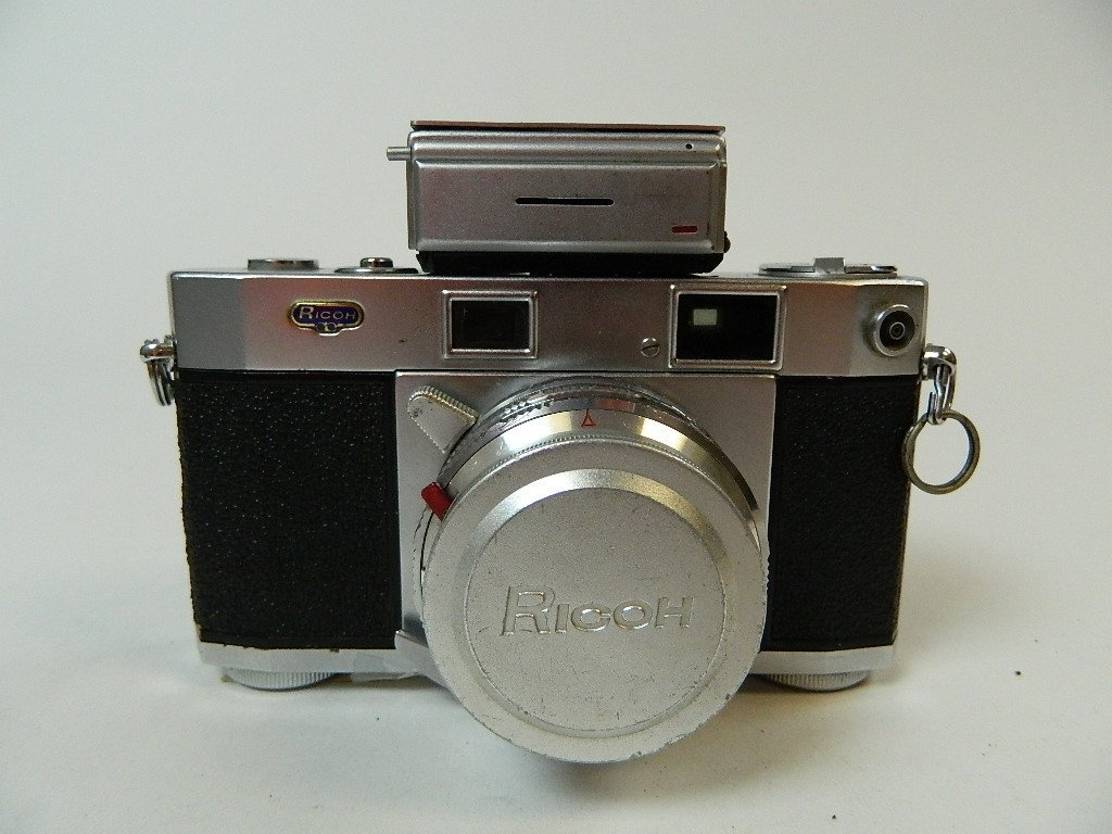 Vintage Riken Ricoh Five One Nine (519) Camera - 3