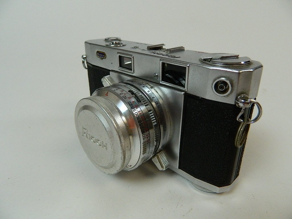 Vintage Riken Ricoh Five One Nine (519) Camera - 5