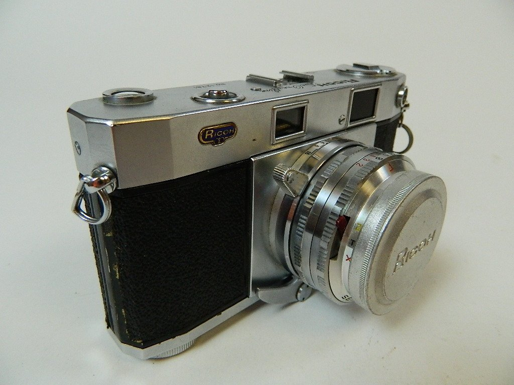 Vintage Riken Ricoh Five One Nine (519) Camera - 6