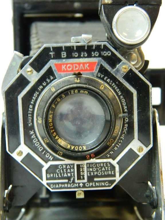 Kodak Six -16 No. 1 Diodak Camera - 4