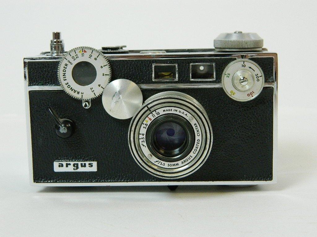 Vintage Argus C-3 Camera