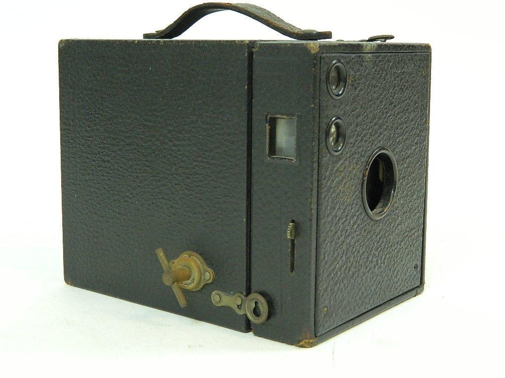 Vintage Kodak No.3 Brownie Box Camera