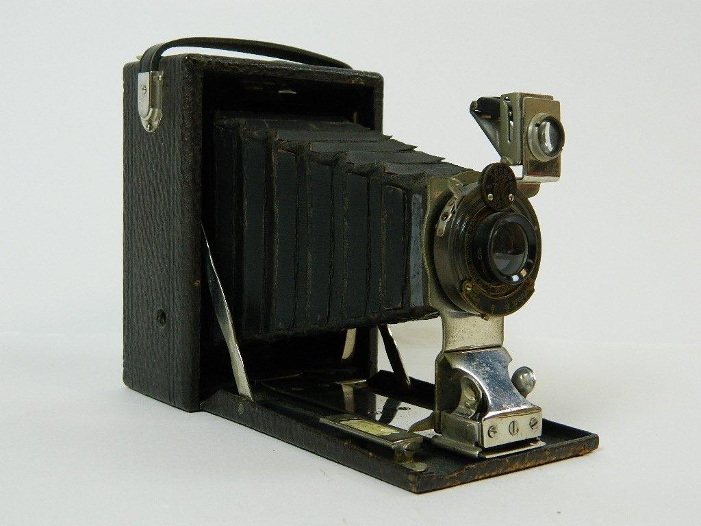 Vintage Kodak No-1 Premo Camera With Box