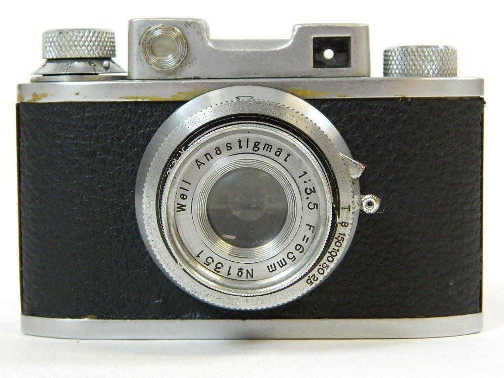 Vintage 1939 Nihon Koki Co. Camera Model II