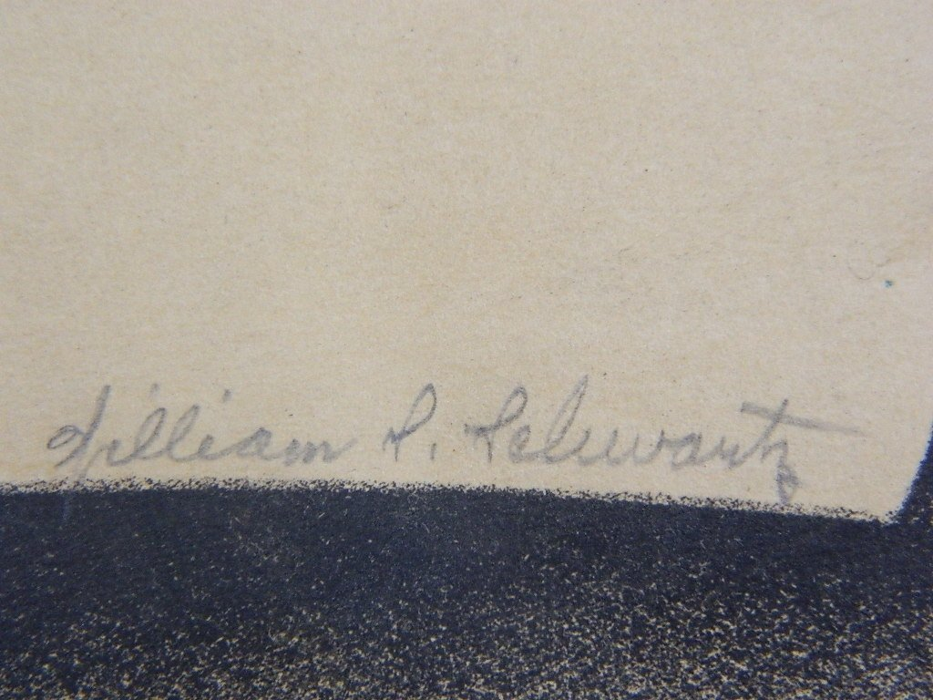 Sketch of a Woman by William S. Schwartz-1928 - 3