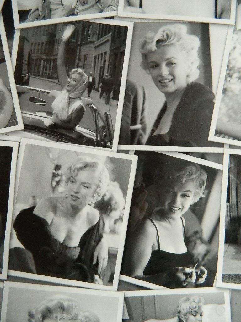 "16"" x 20"" Marilyn Monroe Framed Collage Poster - 2"