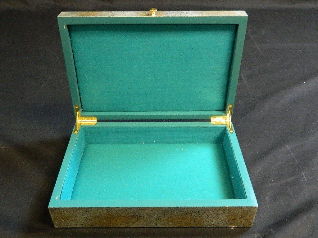 Asian Themed Female Trinket Box - 4