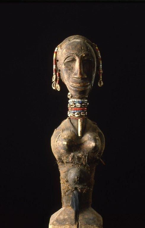 Oceanic/African Tribal Art  Mali Fetish Figure