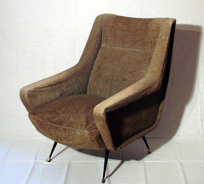 Armchair Italian Manufacture, 1950 ca.