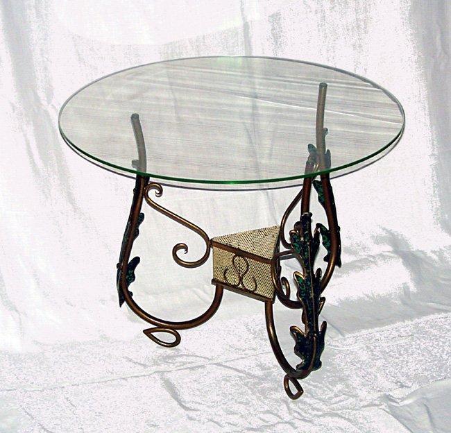 Coffe Table Italian Manufacture, 1950 ca.