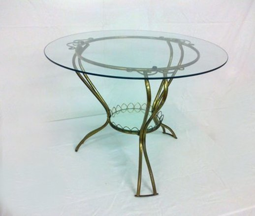 Modern coffee table Italian Manufacture, 1950 ca.