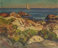 WILLIAM LESTER STEVENS American 18881969 Coastal