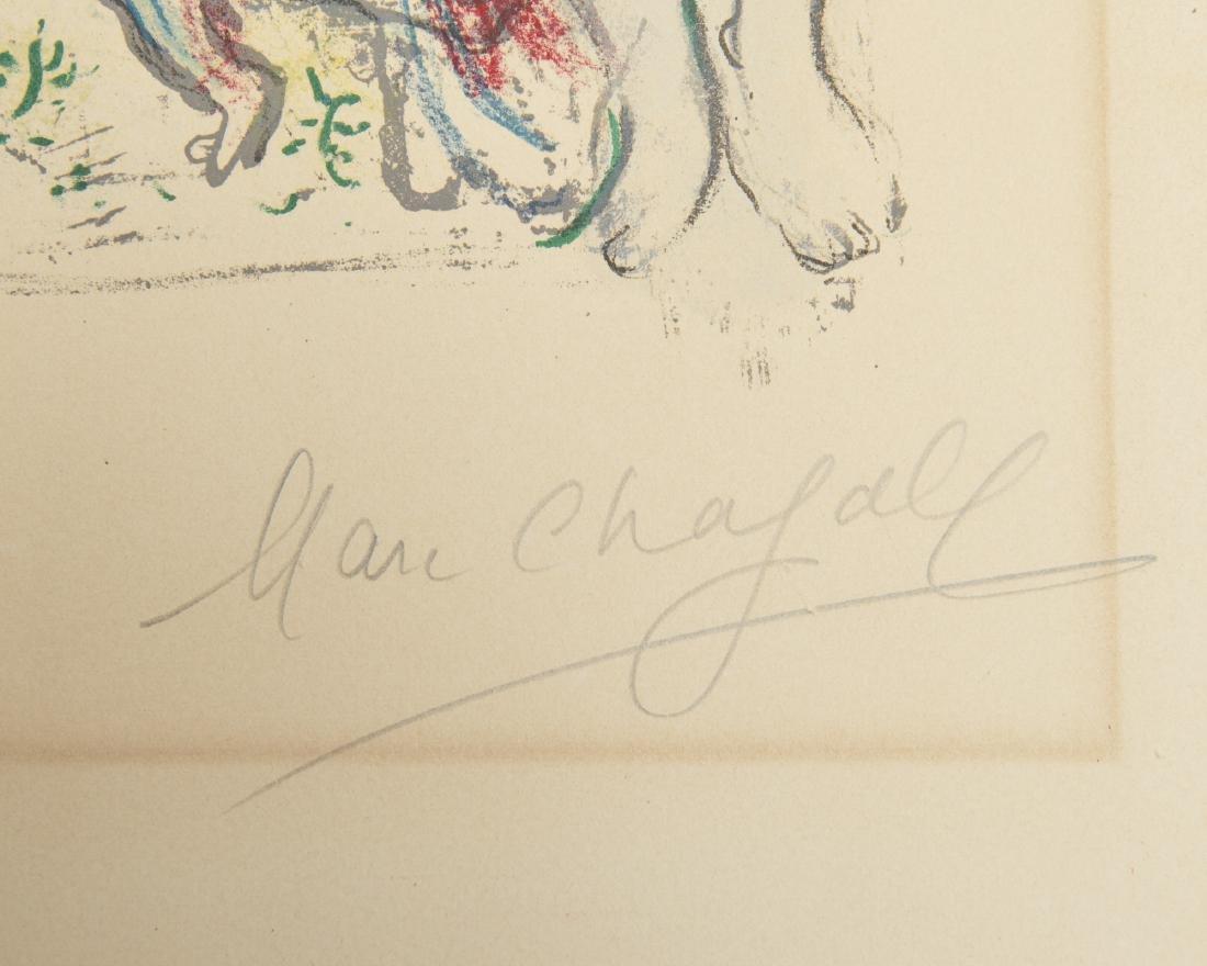 MARC CHAGALL, (French, 1887-1985), A la femme, - 4