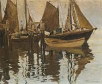 ANTHONY THIEME American 18881954 Gloucester