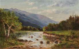 FRANK HENRY SHAPLEIGH American 18421906 Mount