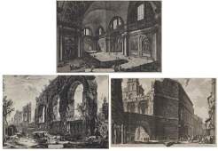 GIOVANNI BATTISTA PIRANESI, (Italian, 1720-1778), From