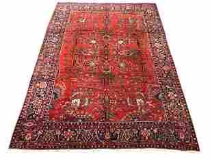 Sarouk Carpet, Persia, first quarter 20th century; 12