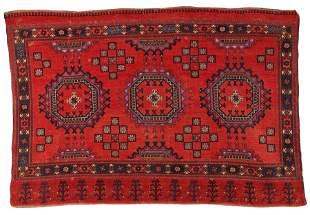 Rare and Exemplary Salor Chuval, Turkestan, ca. 1800; 4