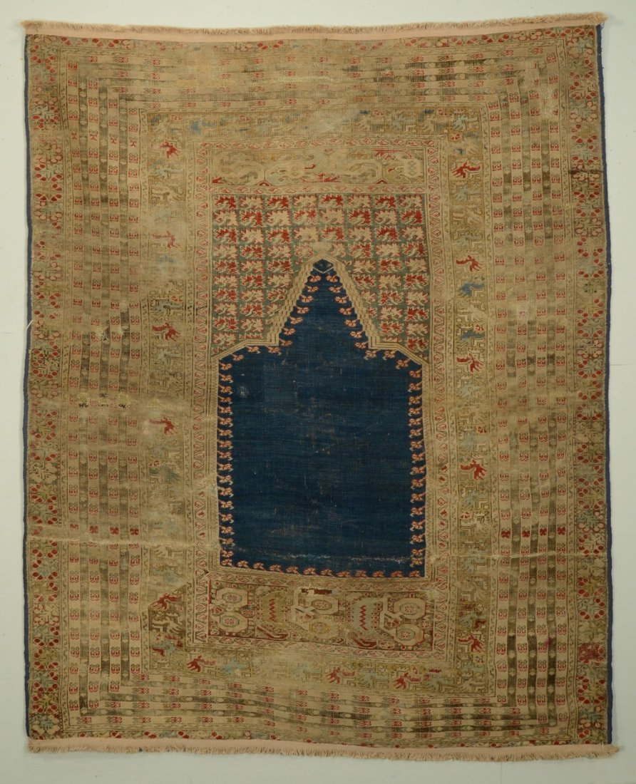 24: KHULA PRAYER RUG