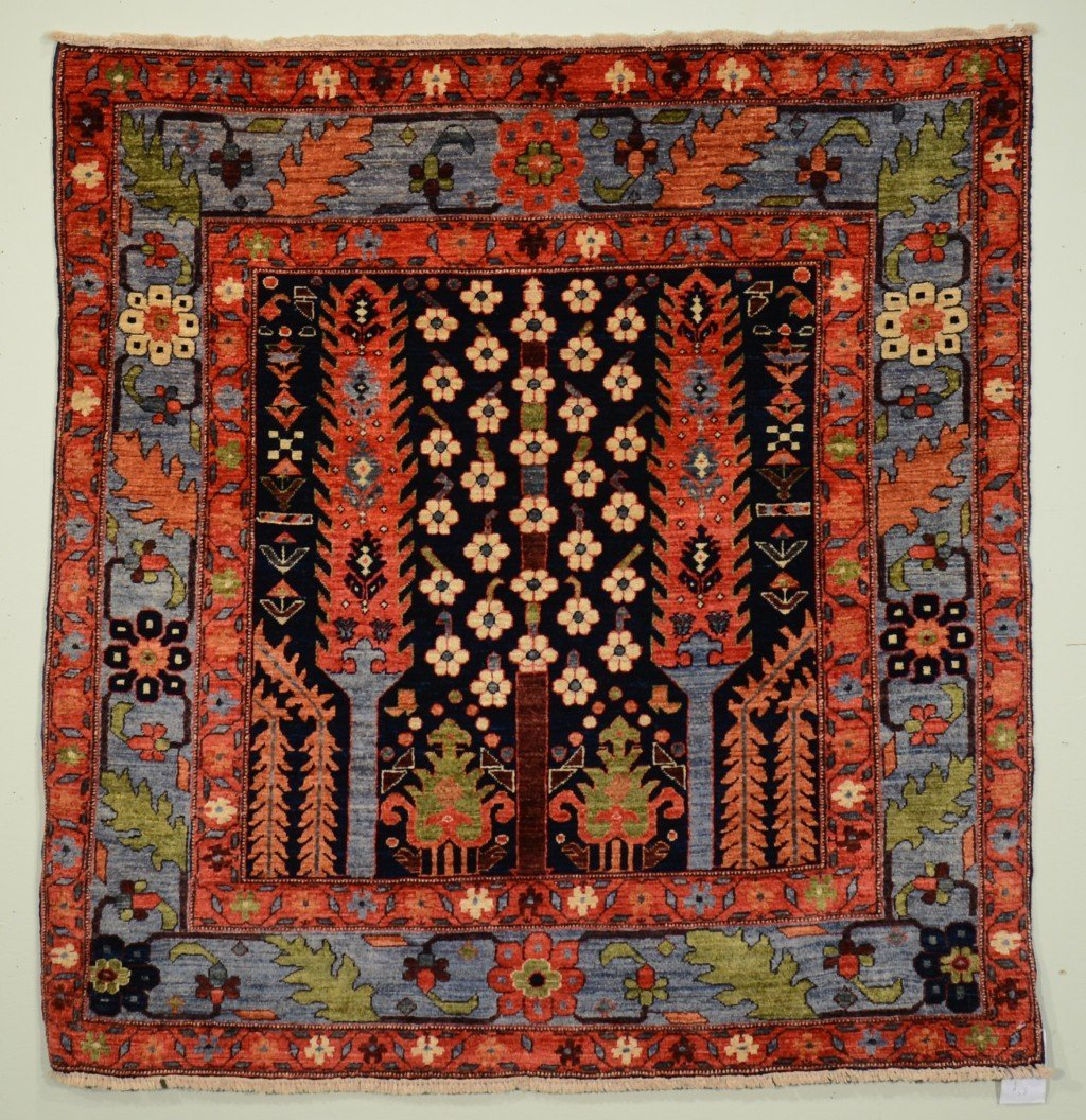107: COMTEMPORARY PERSIAN DESIGN RUG