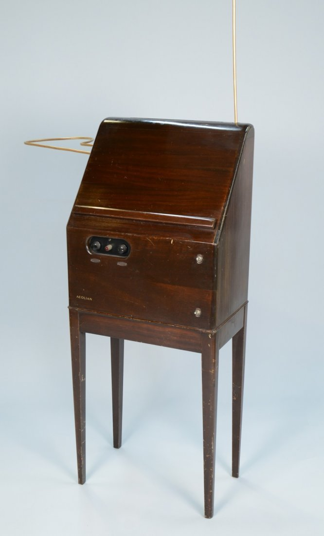 AEOLIAN THEREMIN ELECTRONIC MUSICAL INSTRUMENT, manufac