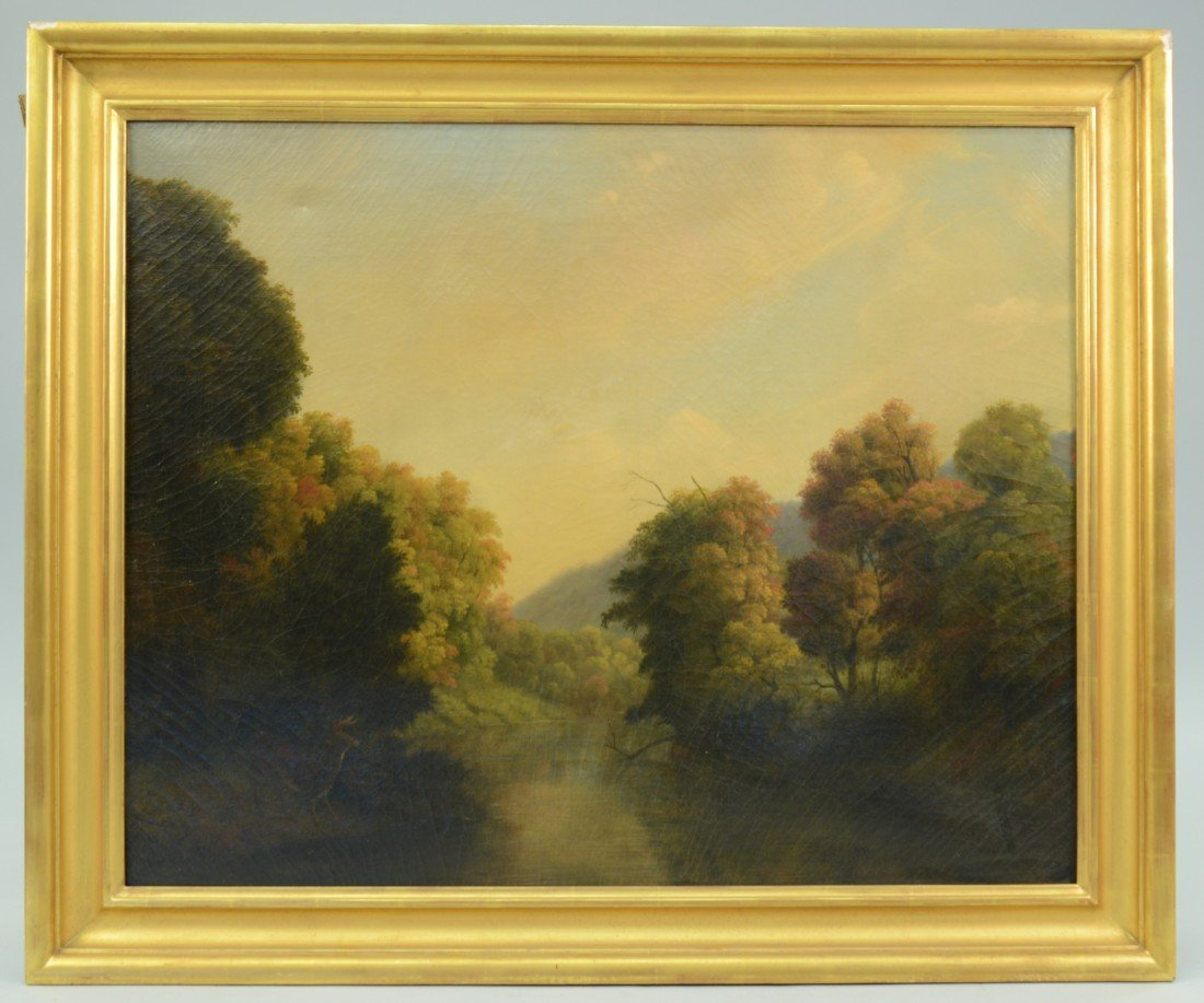 MANNEVILLE ELIHU DEARING BROWN, (American, 1810-1896),