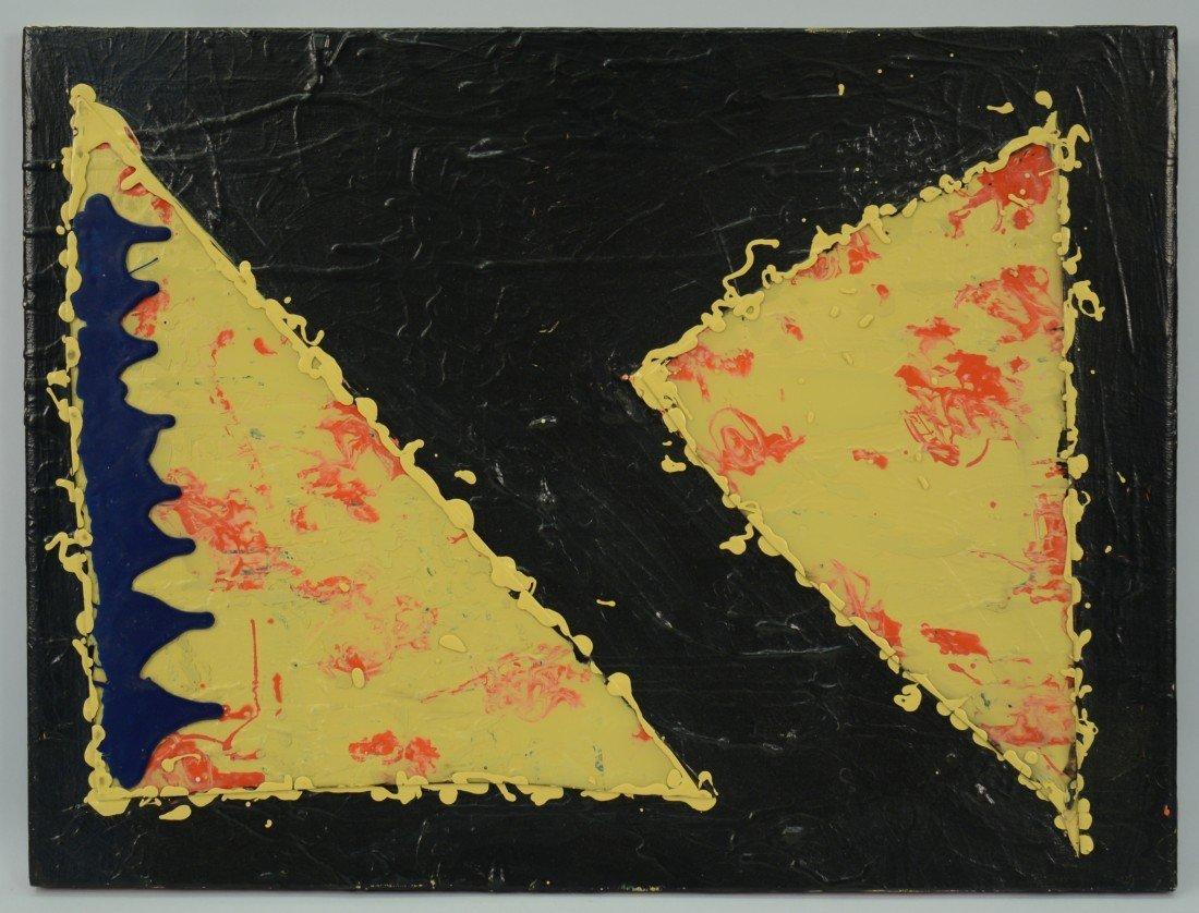 ERNEST ROSENBERG, (American, b. 1975), UNTITLED TRIANGL