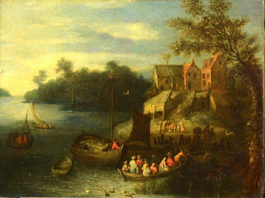 CIRCLE OF JOSEF VAN BREDAEL, (Flemish, 1688-1739), RIVE