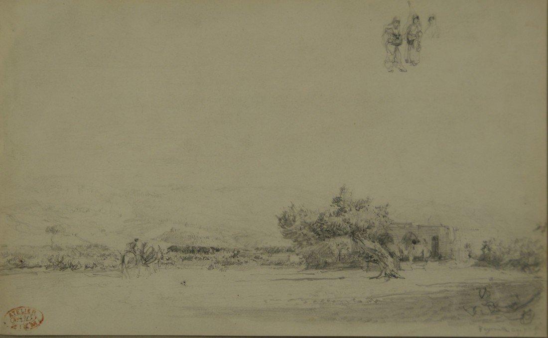 FELIX ZIEM, (French, 1821-1911), BEYROUTH