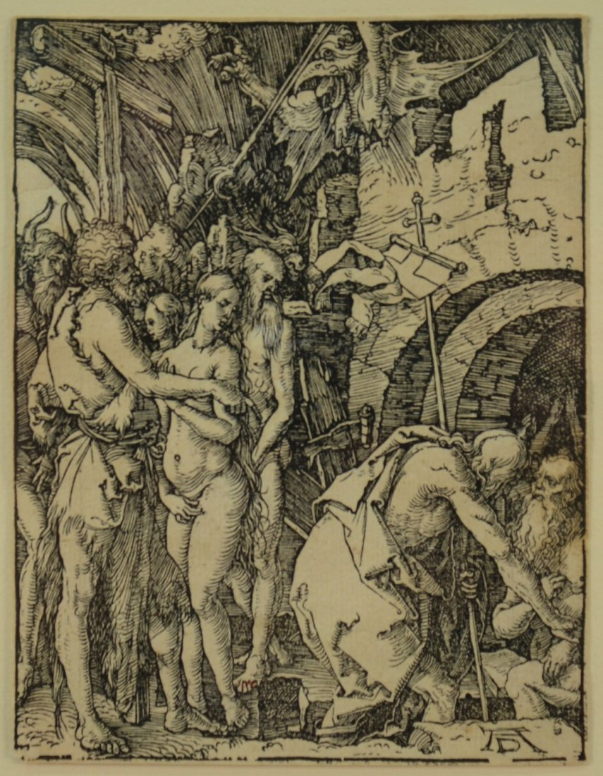 ALBRECHT DURER, (German, 1471-1528), CHRIST IN LIMBO