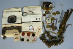 COLLECTION OF MISCELLANEOUS ITEMS;